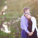Maternity Session in Tallahassee Greenway