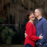 Tallahassee Couple at Maclay Gardens