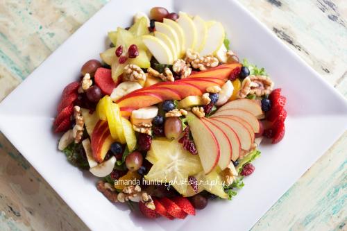 Fruit Salad At Bella Bella Tallahassee