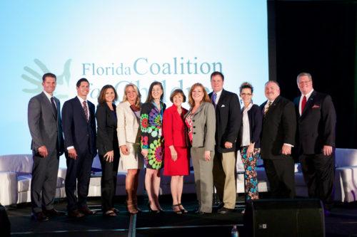 Florida Legislators at Conference