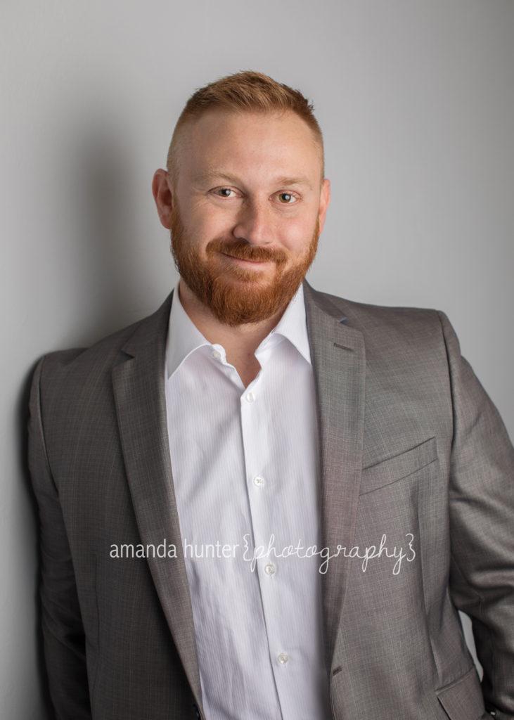 Man with a Beard Photography